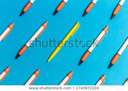 different pens stock photo © leeser