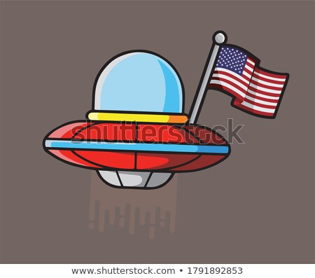 american ufo Stock photo © donskarpo