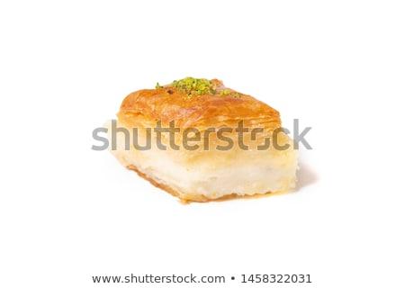 oriental pastries Stock photo © M-studio