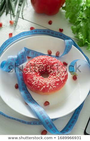 食品 · スキンケア · 健康 · ダイエット · 中心 - ストックフォト © gromovataya