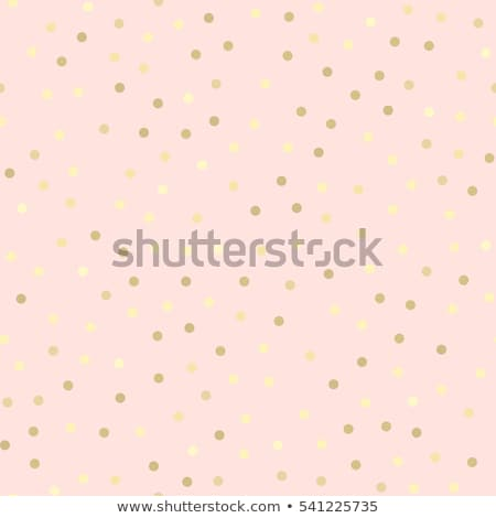 seamless dotted golden background stock photo © creative_stock