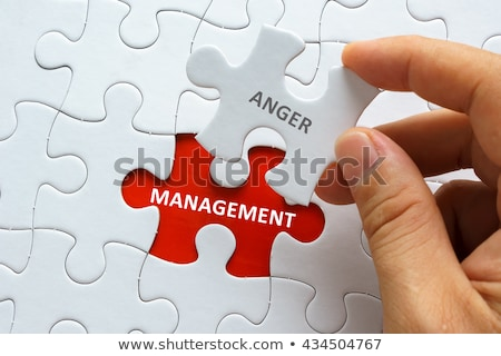 anger management stock photo © lightsource