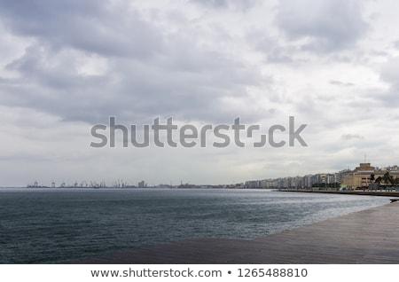Overcast sky Stock photo © elwynn