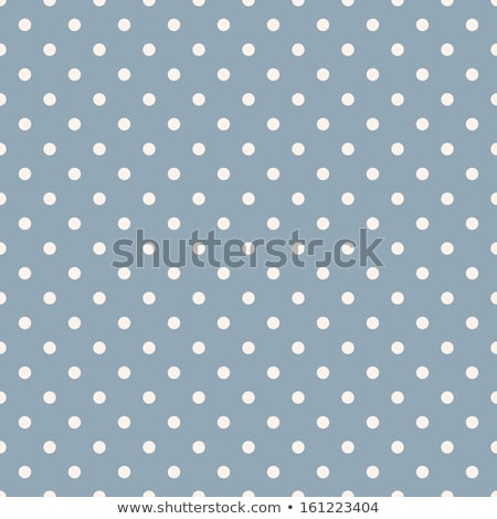 seamless christmas polka dots pattern  Stock photo © creative_stock