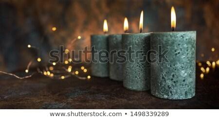 christmas ambience Stock photo © italianestro
