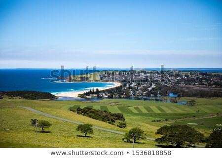 gerrigong australia stock photo © dirkr