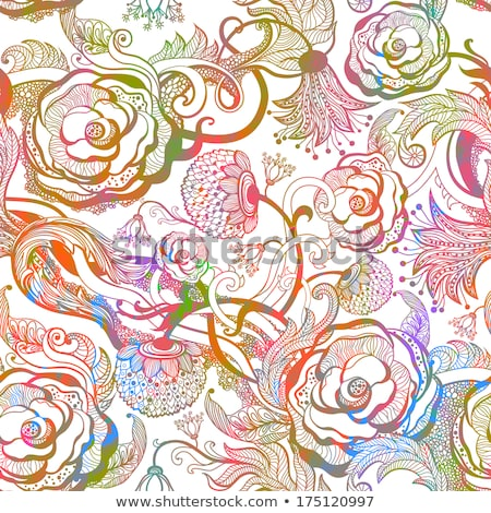 spring or summer design eps 10 stock photo © beholdereye