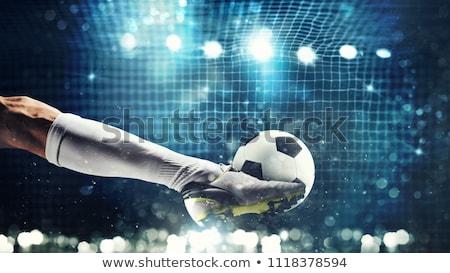 Photo stock: Coup · objectif · sport · sport