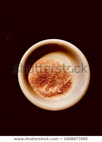 fine and coarse pink Himalayan salt Stock photo © PixelsAway