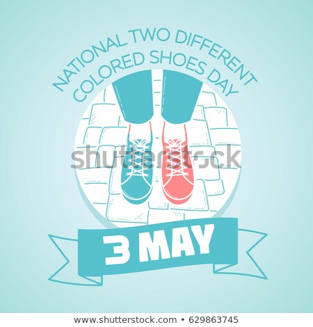 3 may  National Two Different  Stock photo © Olena
