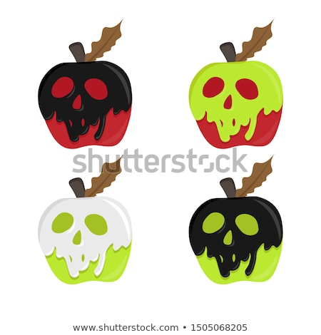 Poison Apple Stock photo © Lightsource