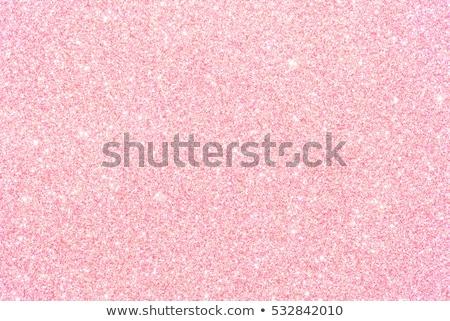 Pink glitter texture Stock photo © Lana_M