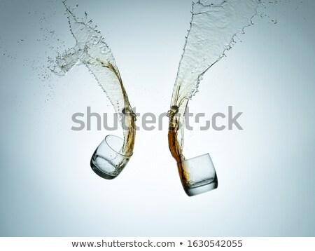 uçan · siyah · gözlük · reklam · fotoğraf · gölge - stok fotoğraf © msdnv