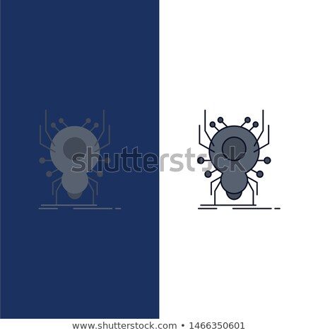 anti mite label template Stock photo © romvo