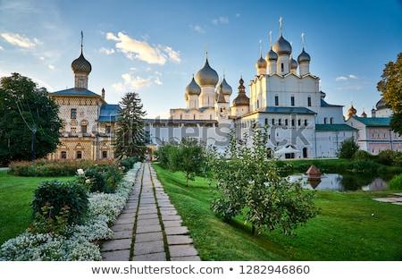 Rostov Kremlin Stock photo © borisb17