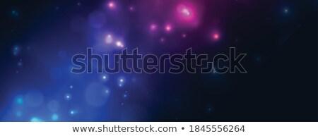 технологий баннер частица эффект свет Сток-фото © SArts