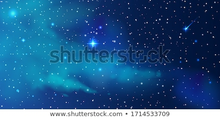 niebieski · planety · wszechświata · jasne · mgławica · głęboko - zdjęcia stock © magann