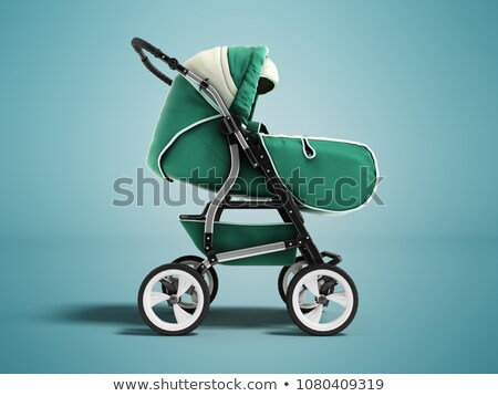 baby buggy stock photo © fahrner