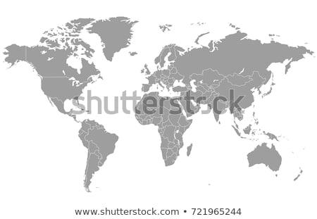 Мир · ЮАР · важный · Focus · группа - Сток-фото © kbfmedia