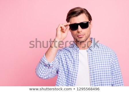 Man pretending to be James Bond Stock photo © photography33