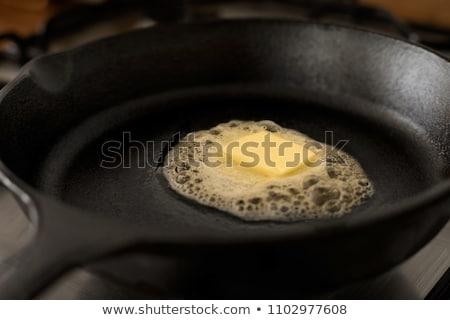 melted butter Stock photo © zkruger