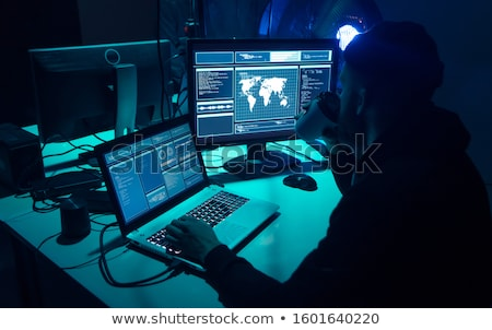 Cybercrime concept Stock photo © grafvision