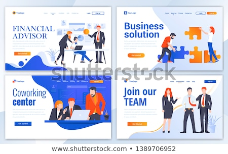 Our Financial Advisor stock photo © luminastock