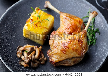 French bistro meal Stock photo © danienel