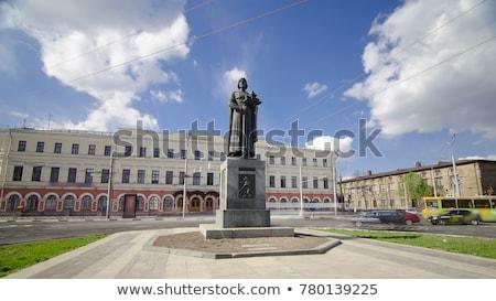 monument to the founder of Yaroslavl - Yaroslav the Wise Stock photo © Mikko