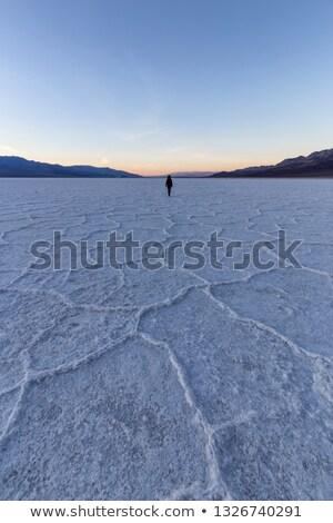 Rock krajobraz śmierci dolinie parku California Zdjęcia stock © bmonteny