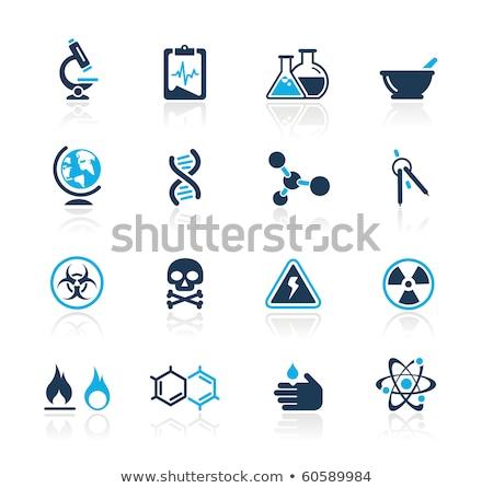 Medicine. Test tube series Stock photo © saransk