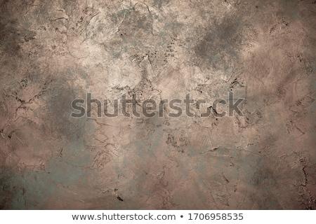 Or plâtre mur texture design Photo stock © scenery1