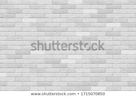 White brickwork pattern Stock photo © stevanovicigor