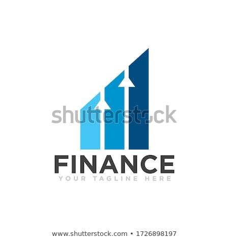 arrow business finance logo stock photo © ggs