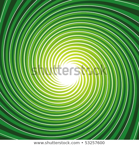 Abstract green ray twirl background Stock photo © punsayaporn
