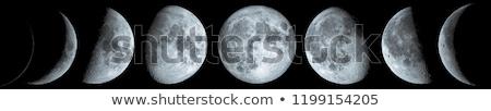 Gibbous Moon Stock photo © suerob