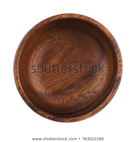 empty brown bowl Stock photo © Digifoodstock