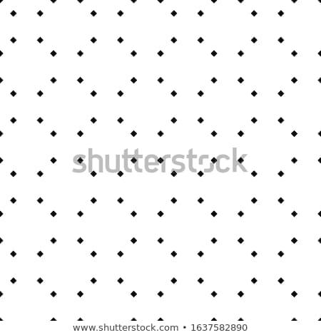 Diamond seamless rhombus background, vector illustration Stock photo © carodi