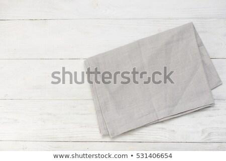 grey place mat Stock photo © Digifoodstock