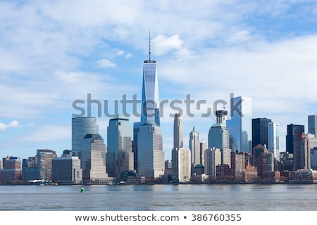 Stock fotó: Freedom Tower At Daylight