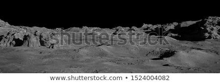 Lunar landscape stock photo © patsm
