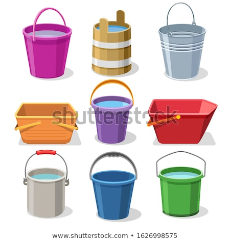 pail Stock photo © vrvalerian