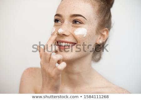 женщину · девушки · счастливым · подростков · женщины - Сток-фото © deandrobot