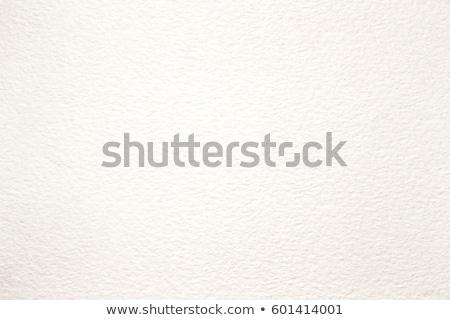 Biały akwarela papieru szorstki tekstury streszczenie Zdjęcia stock © Zerbor