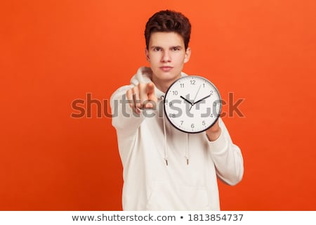It's Time For A Serious Business Stock photo © MilanMarkovic78