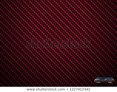 Vector red carbon fiber volume background abstract decoration cloth material wallpaper with - Real carbon fiber wallpaper ...