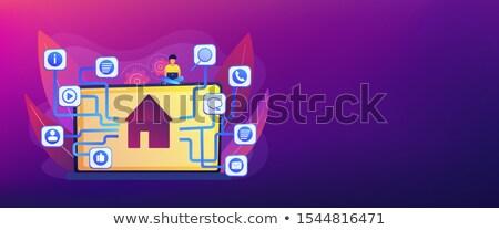 サイトマップ 創造 バナー ヘッダ 開発 サービス ストックフォト © RAStudio