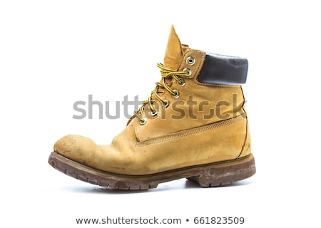 work boots, shoes Stock photo © OleksandrO