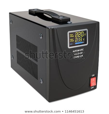 Stock photo: Voltage Regulator