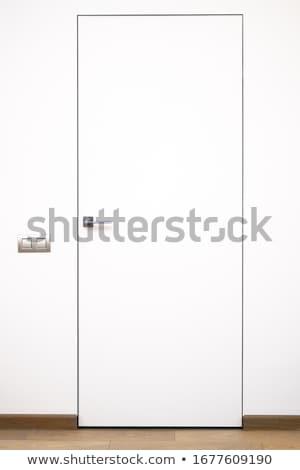 nascosto · porta · vecchio - foto d'archivio © HJpix